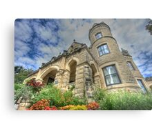 Jolyn Castle Metal Print