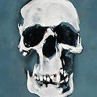The Skull by heavyvoodoo