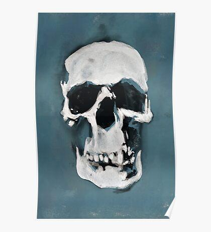 The Skull Poster