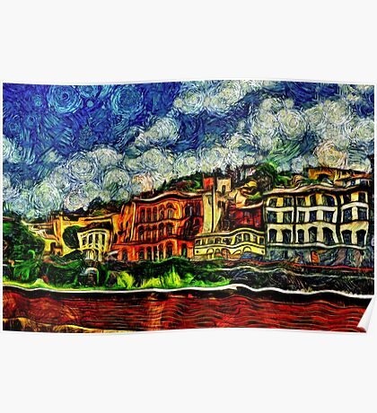 Florence Italy Fine Art Print Poster