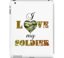 MY SOLDIER iPad Case/Skin