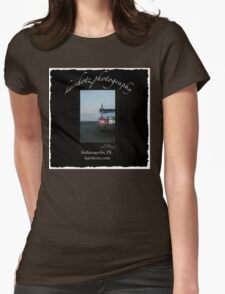 1959 Cadillac Fin Womens Fitted T-Shirt