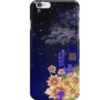Star Gazing in the Mist iPhone Case/Skin