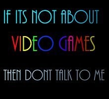 Video Games by TWDHannah