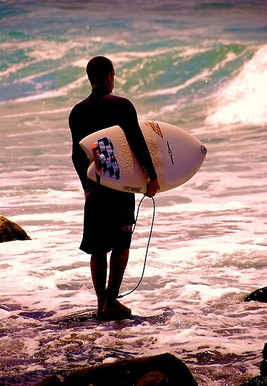 SERENITY SURF by Scott  d'Almeida