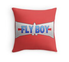 Fly Boy  Throw Pillow