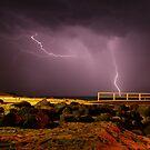 Lightning Strike by RichardIsik