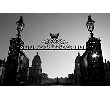 greenwich gate Photographic Print
