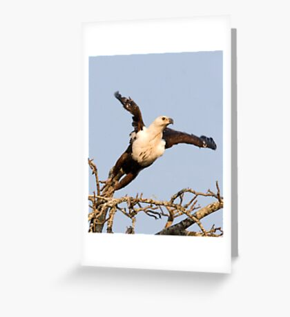 We Have Liftoff  Greeting Card
