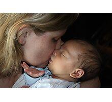 My Precious Baby Photographic Print