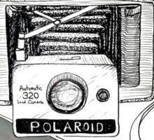 Environmental Polariod Sticker