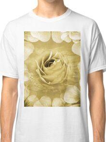 Rose of White Classic T-Shirt