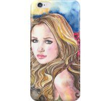 Raspberry Fairy iPhone Case/Skin