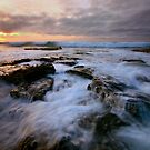 Ocean Sunrise by RichardIsik
