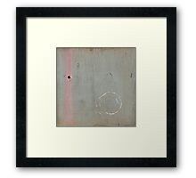 Number 30 Framed Print
