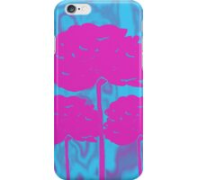 Poppies that Pop in Pink iPhone Case/Skin