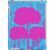 Poppies that Pop in Pink iPad Case/Skin