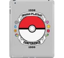 Indigo Plateau conference iPad Case/Skin