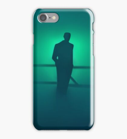 The Great Gatsby - He believed in the green light iPhone Case/Skin
