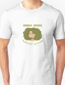Think Green - Support Nature T-Shirt