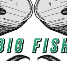 Big Fish Sticker