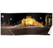 Flinders Street Poster