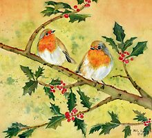 Robin Couple by Melly Terpening