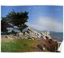 Monterey Beach 2 Poster