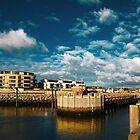 From The Pier by Nigel Finn