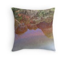 Sunrise Reflections - Tidal River, Wilson's Prom Throw Pillow