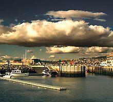 Cloud Compression by Nigel Finn