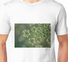 Parsley flowers Unisex T-Shirt