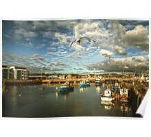 Harbour Approach Poster