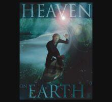 Kneeboard: Heaven on Earth by headwax