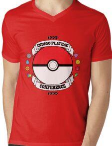 Indigo Plateau conference Mens V-Neck T-Shirt