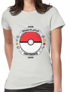 Indigo Plateau conference Womens Fitted T-Shirt