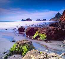 Back Beach by Dean Mullin