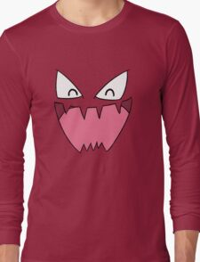 Haunter Face Long Sleeve T-Shirt