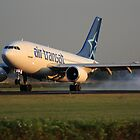 Air Transat by EHAM-spotter