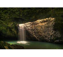 The Natural Bridge Photographic Print