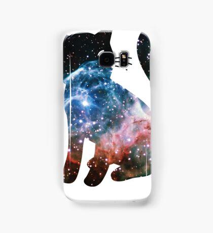Thor's Helmet Nebula | Space Kitty Samsung Galaxy Case/Skin