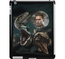 Three Raptors and a Pratt iPad Case/Skin