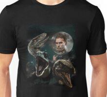 Three Raptors and a Pratt Unisex T-Shirt