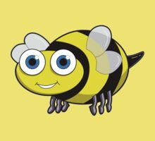 Big Bee by abcanimals