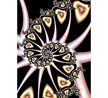 Fancy Heart Trail Photographic Print