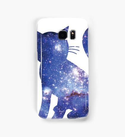 Magellan Blue | Space Kitty Samsung Galaxy Case/Skin
