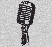 Microphone by Karl Whitney