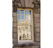 Window on ...  Photographic Print
