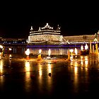 Celebration of Guru Nanak's Birthday at Golden Temple-II by RajeevKashyap