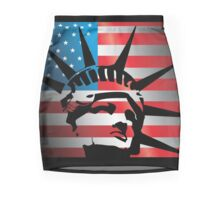 Lady Liberty USA Mini Skirt